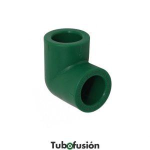 codo tubofusión