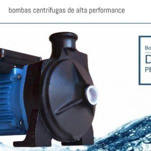 bomba de agua centrífuga BTM