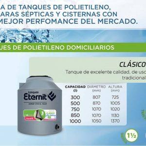 tanque agua 750 litros
